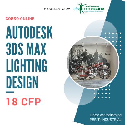 3ds Max Lighting Design Periti
